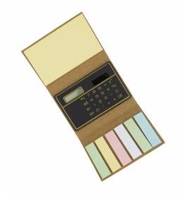 calculadora para brindes promocional personalizada para vendedor