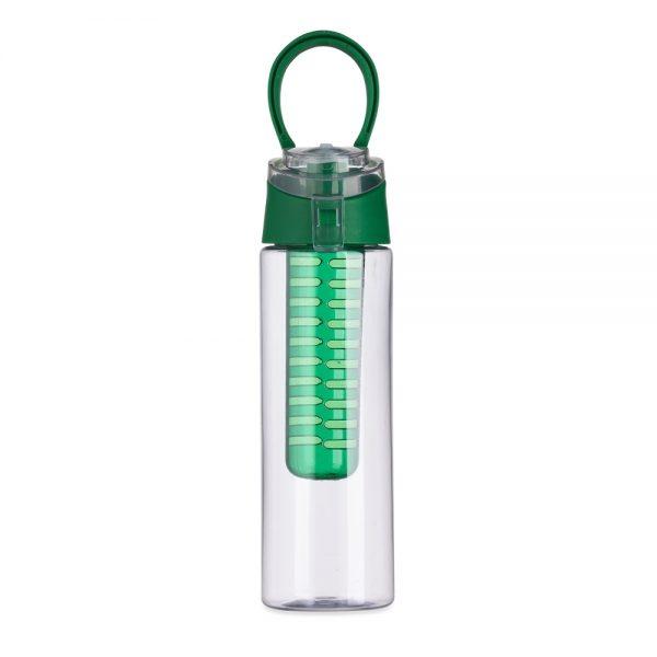 Squeeze-Plastico-700ml-com-Infusor-VERDE-ESCURO